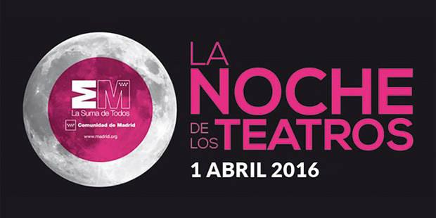 imprescindibles fin de semana noche de los teatros Madrid 2016