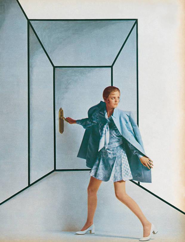 objeto de deseo Helmut Newton-vanidad