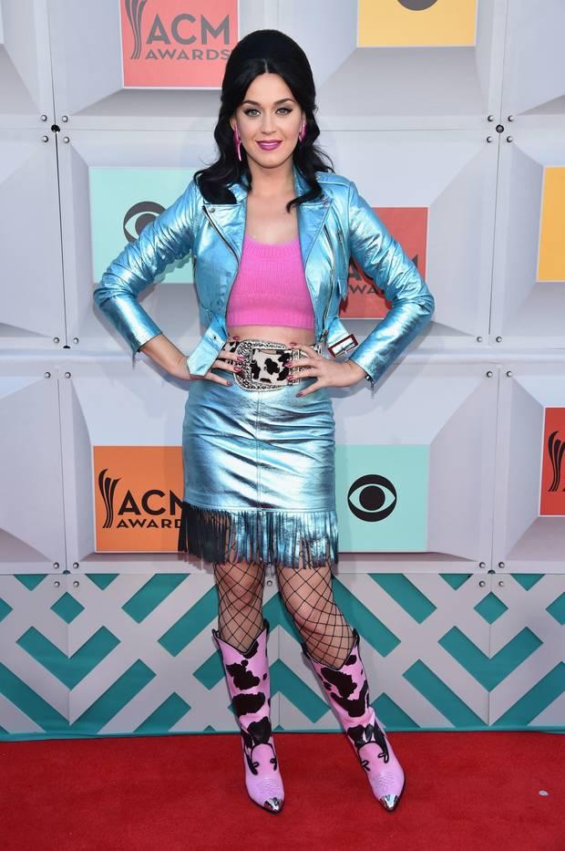 los looks mas impactantes de la semana Katy Perry