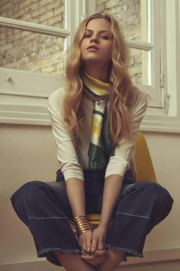 editorial de moda Reflections H - Reexon 1