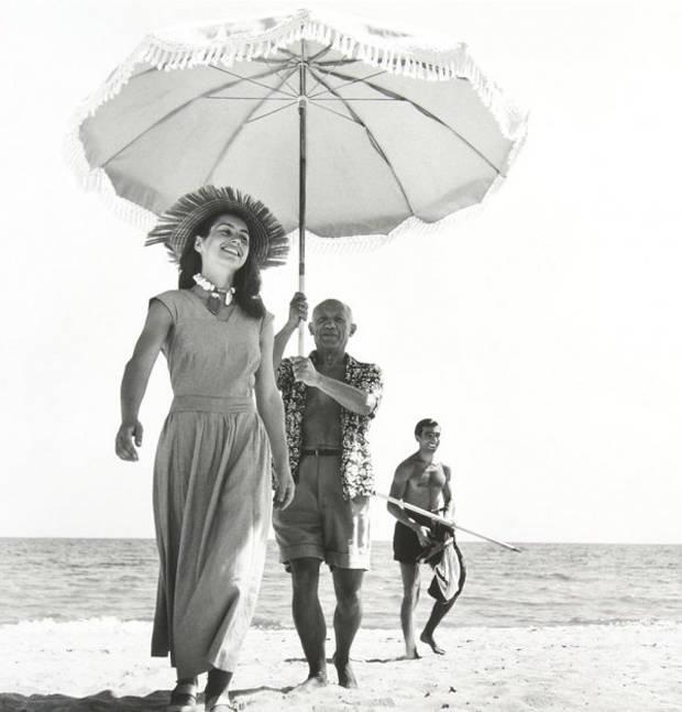 paraguas famosos picaso