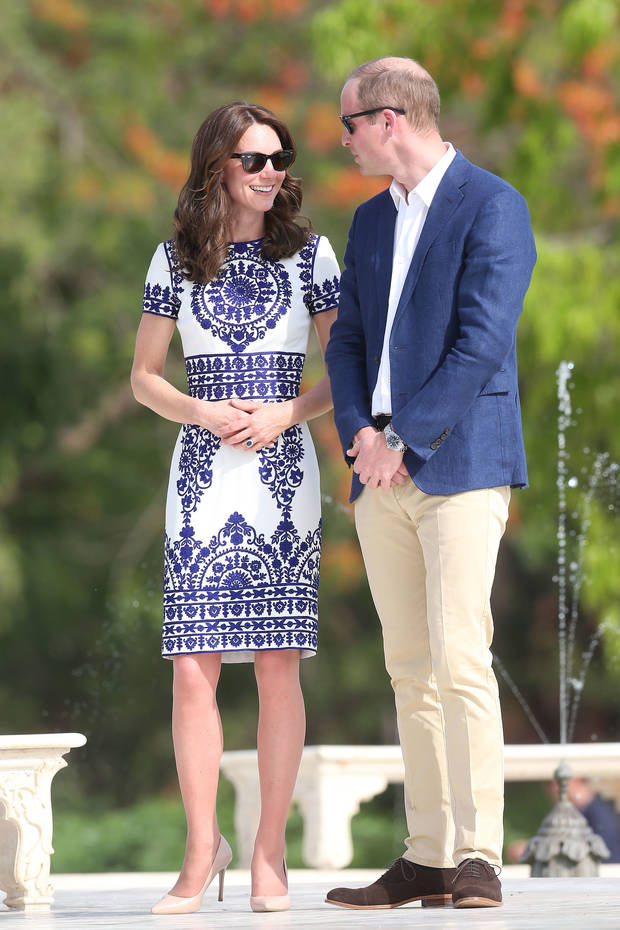 los looks mas impactantes de la semana Kate Middleton