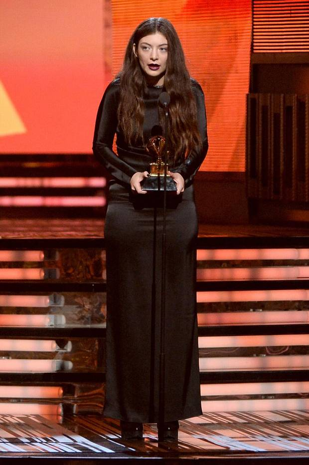 5 estrellas del pop con mucho estilo Lorde 3
