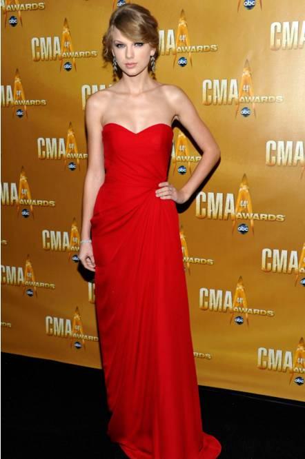5 estrellas del pop con mucho estilo Taylor Swift