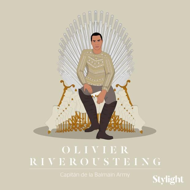 Stylight - Juego de Estilos - Olivier Riverousteing