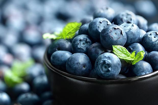 10 super comidas que mejoran tu vida zumo arandanos
