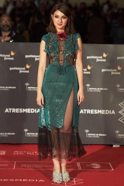 los mejores looks del festival de malaga Maria Valverde