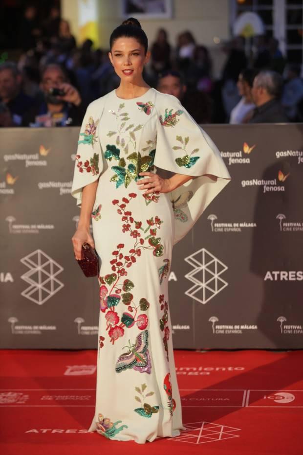 los mejores looks del festival de malaga Juana Acosta