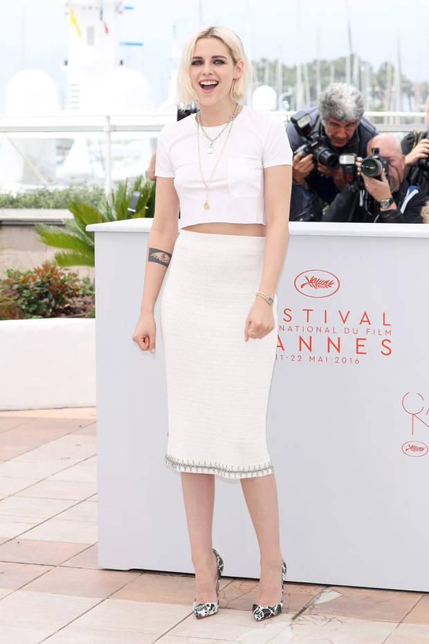 mejores looks cannes dia Kristen Stewart