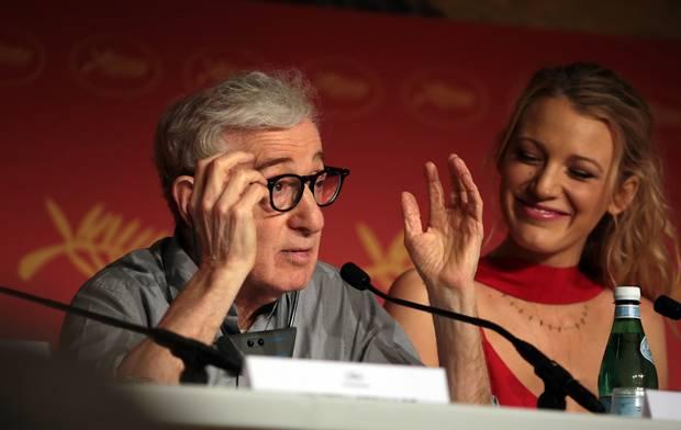 Las musas de Woody Allen blake lively