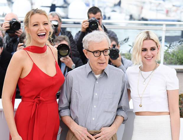 Las musas de Woody Allen Cannes