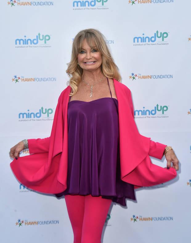 looks mas impactantes semana Goldie_Hawn