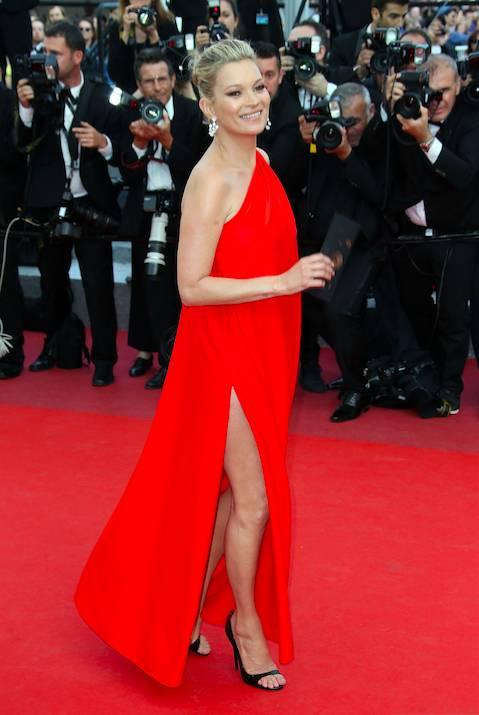 looks mas impactantes semana Kate Moss Cannes