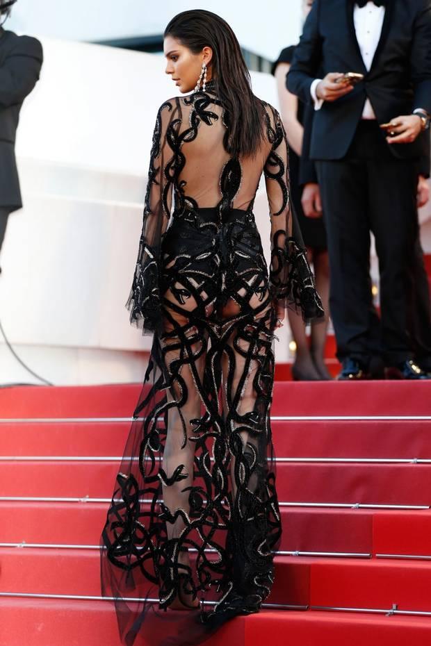 looks mas impactantes semana kendall-jenner Cannes