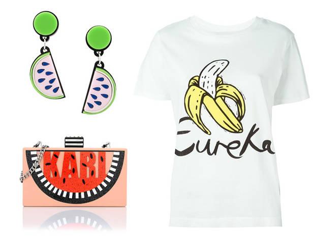 5 raciones de fruta y verdura Yazbukey-Karl Lagerfeld-Paul By Paul Smith