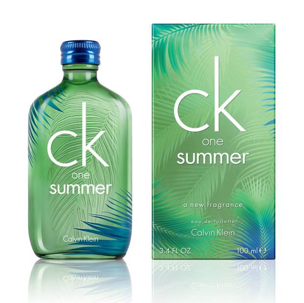 perfumes sentir verano en piel ck one - vanidad - 9
