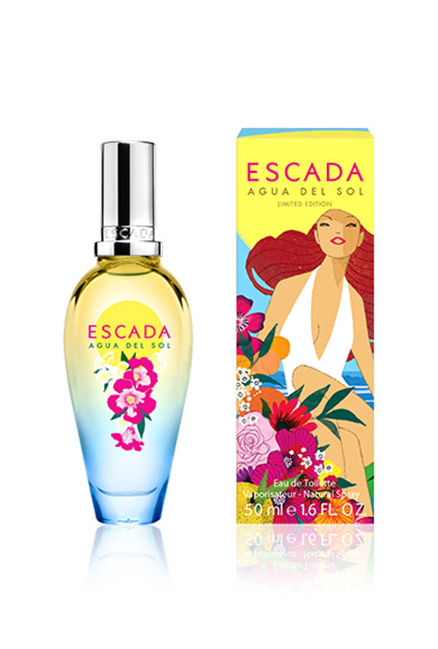 perfumes sentir verano en piel escada - vanidad - 8