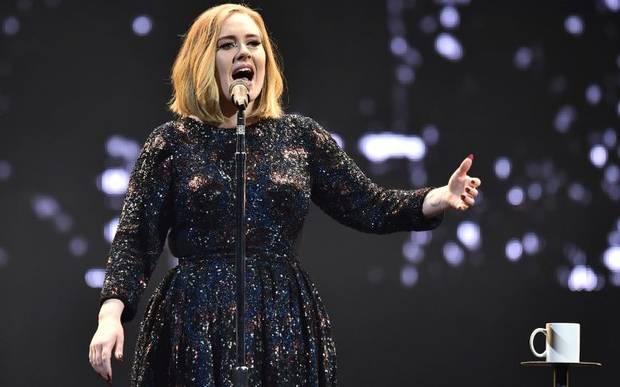 Fui a un concierto de Adele y no llore -adele-vanidad