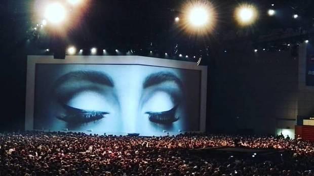 Fui a un concierto de Adele y no llore Foto3-adele-vanidad