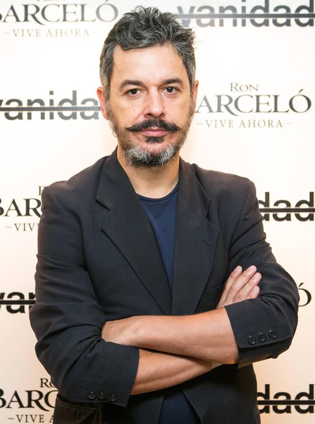 El director de cine Ander Duque