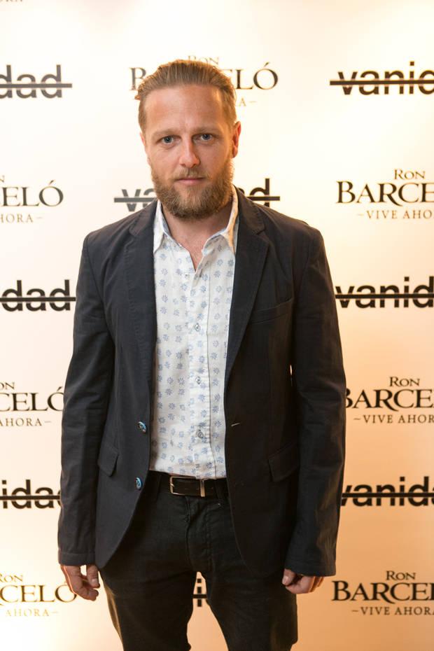 El actor Juan Díaz