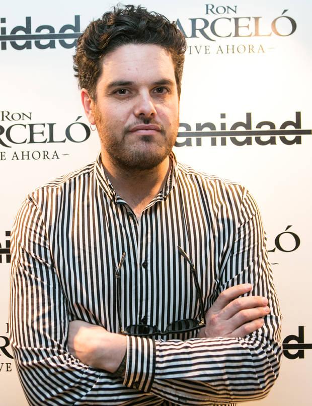 El diseñador Leandro Cano
