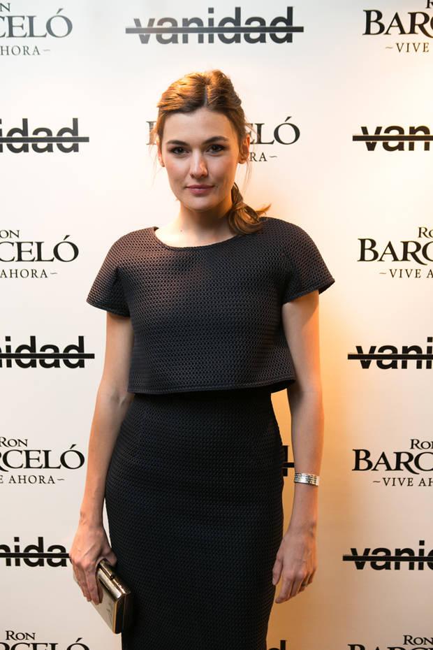 La actriz Marta Nieto