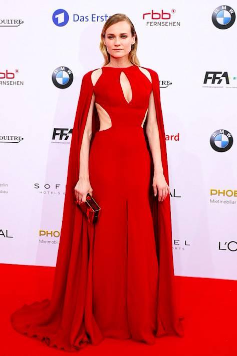 Los looks mas impactantes de la semana Diane Kruger