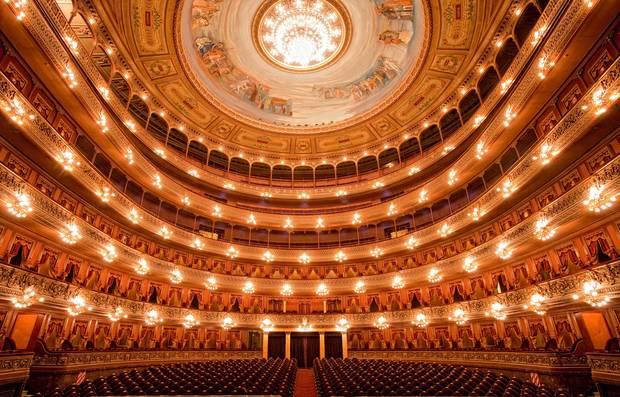 10 Imperdibles si visitas Buenos Aires Teatro-colon