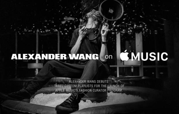alexander wnag para apple music