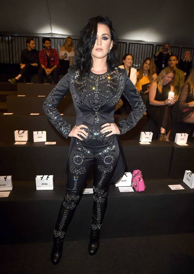 Los looks mas impactantes de la semana Katy-Perry