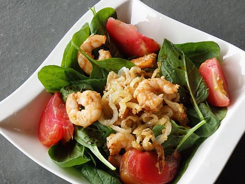 comidas sanas espinacas