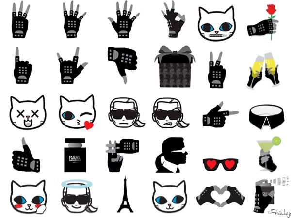 emojimaniacos-como-hablar-lengua-iconos-karl-lagerfeld-emoji