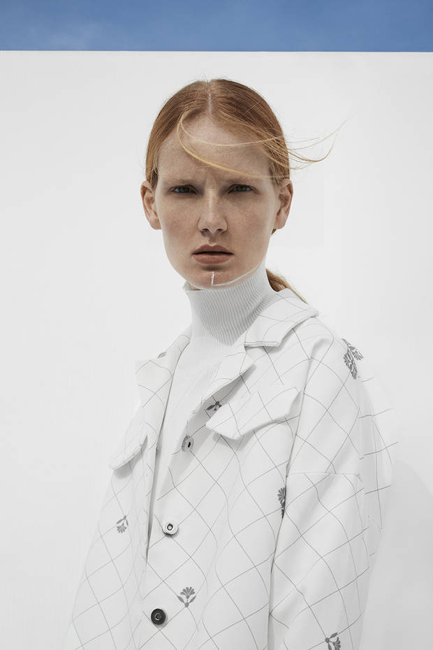 Editorial de Moda PURE WHITE 01
