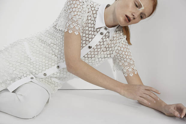 Editorial de Moda PURE WHITE 15