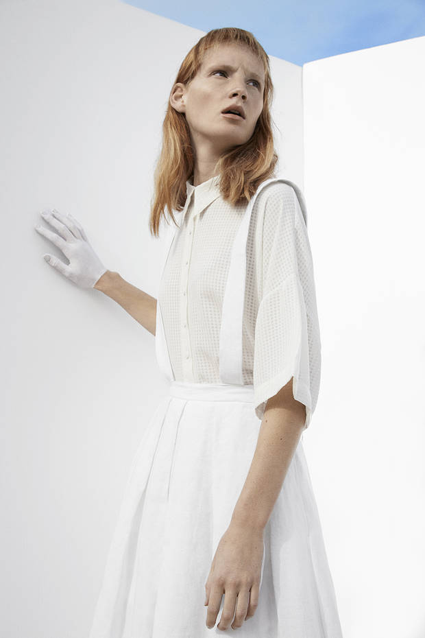 Editorial de Moda PURE WHITE 16