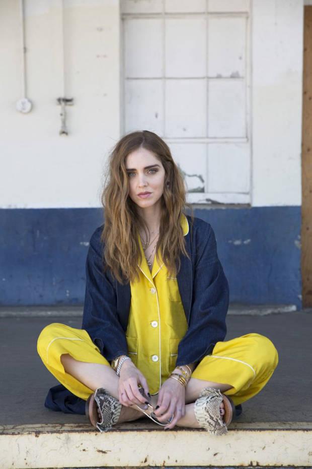 Look_pijama_Chiara_Ferragni