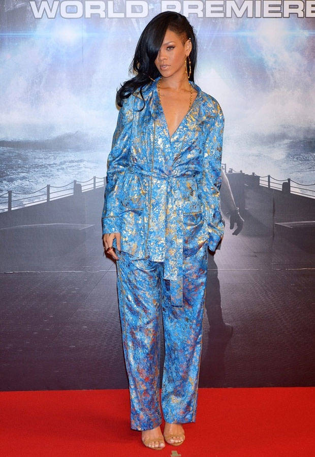 Look_pijama_Rihanna