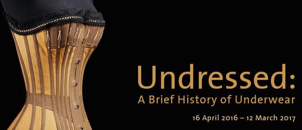 Exposiciones de moda para dar la vuelta al mundo Undressed 6