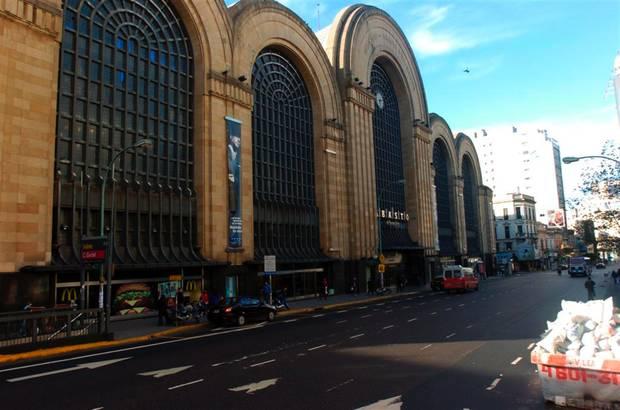 Paseo verano por Buenos Aires_Art Deco_abasto