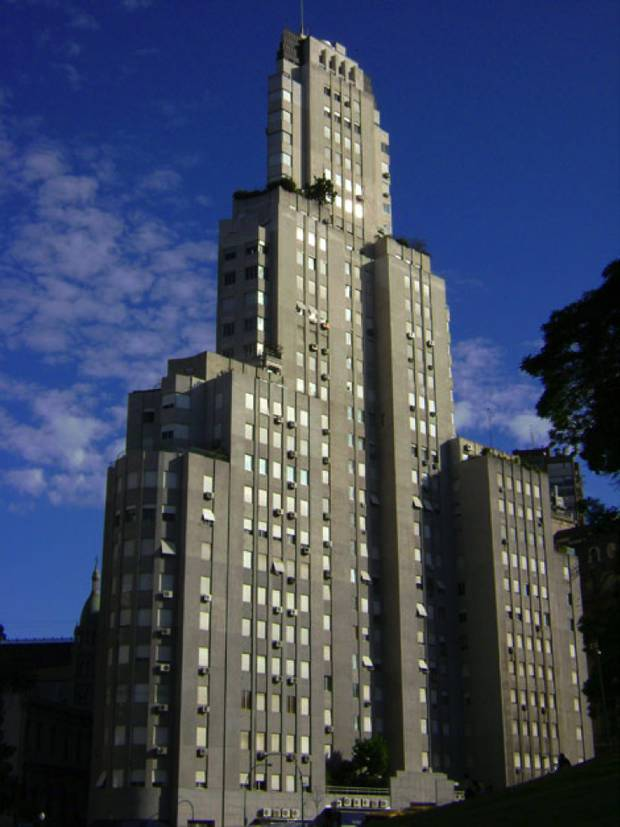 Paseo verano por Buenos Aires_Art Deco_edificio
