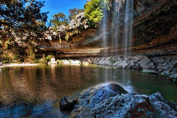 lagos_y_piscinas_naturales_hamilton_pool_eeuu