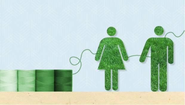 moda sostenible home