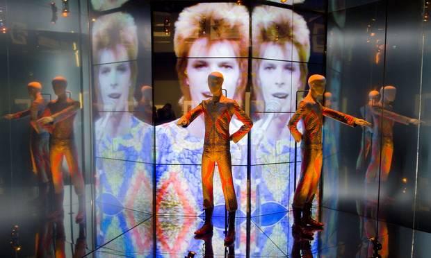 exposiciones Bowie