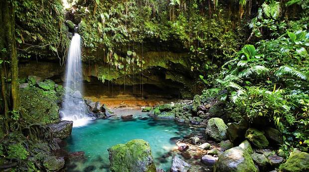 viajar dominica