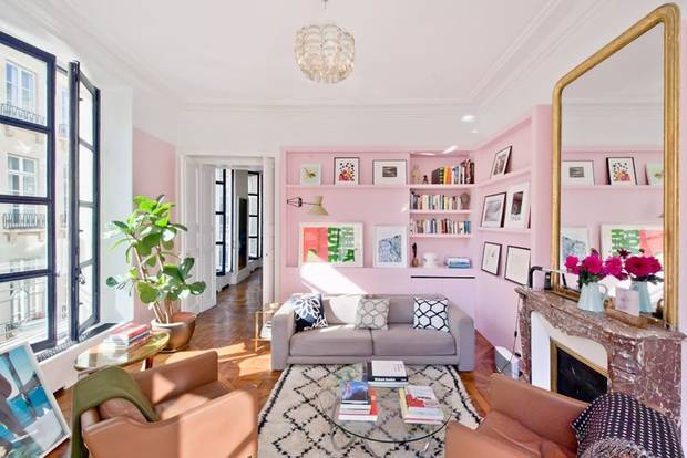 apartamentos fashion weeks paris