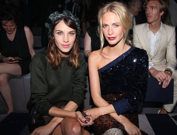 fashion weeks london celebs