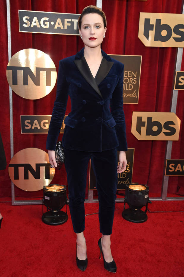 SAG Awards 2017 Evan Rachel Wood