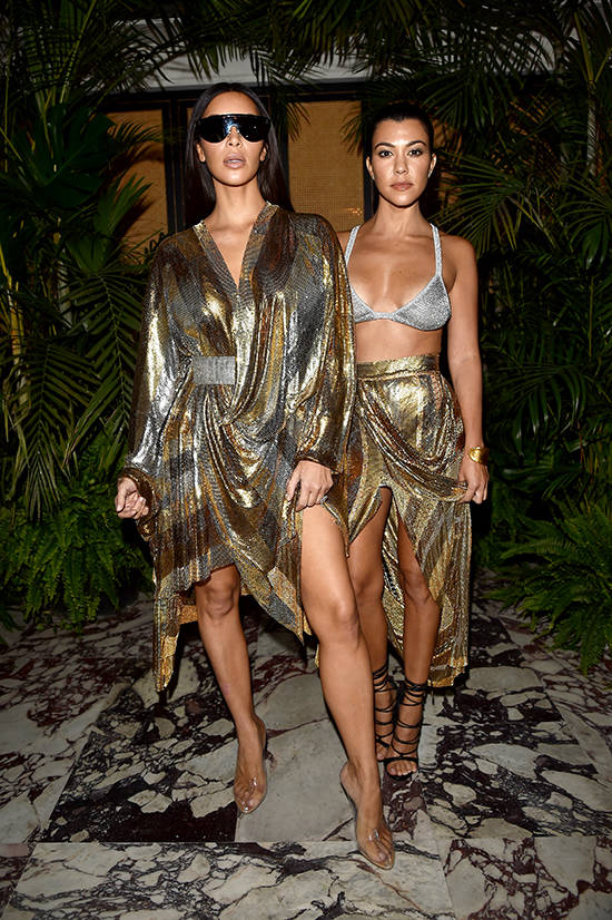 chain mail kourtney and kim