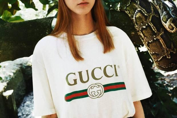 camisetas gucci